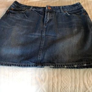 American Eagle 🦅 Outfitters Denim Skirt Size 10